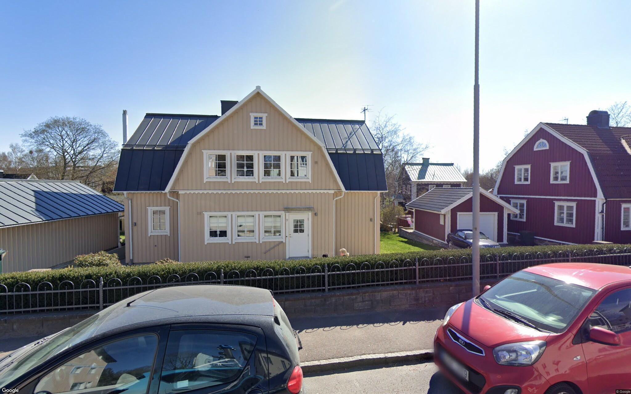 Hus på 197 kvadratmeter från 1927 sålt i Nylöse