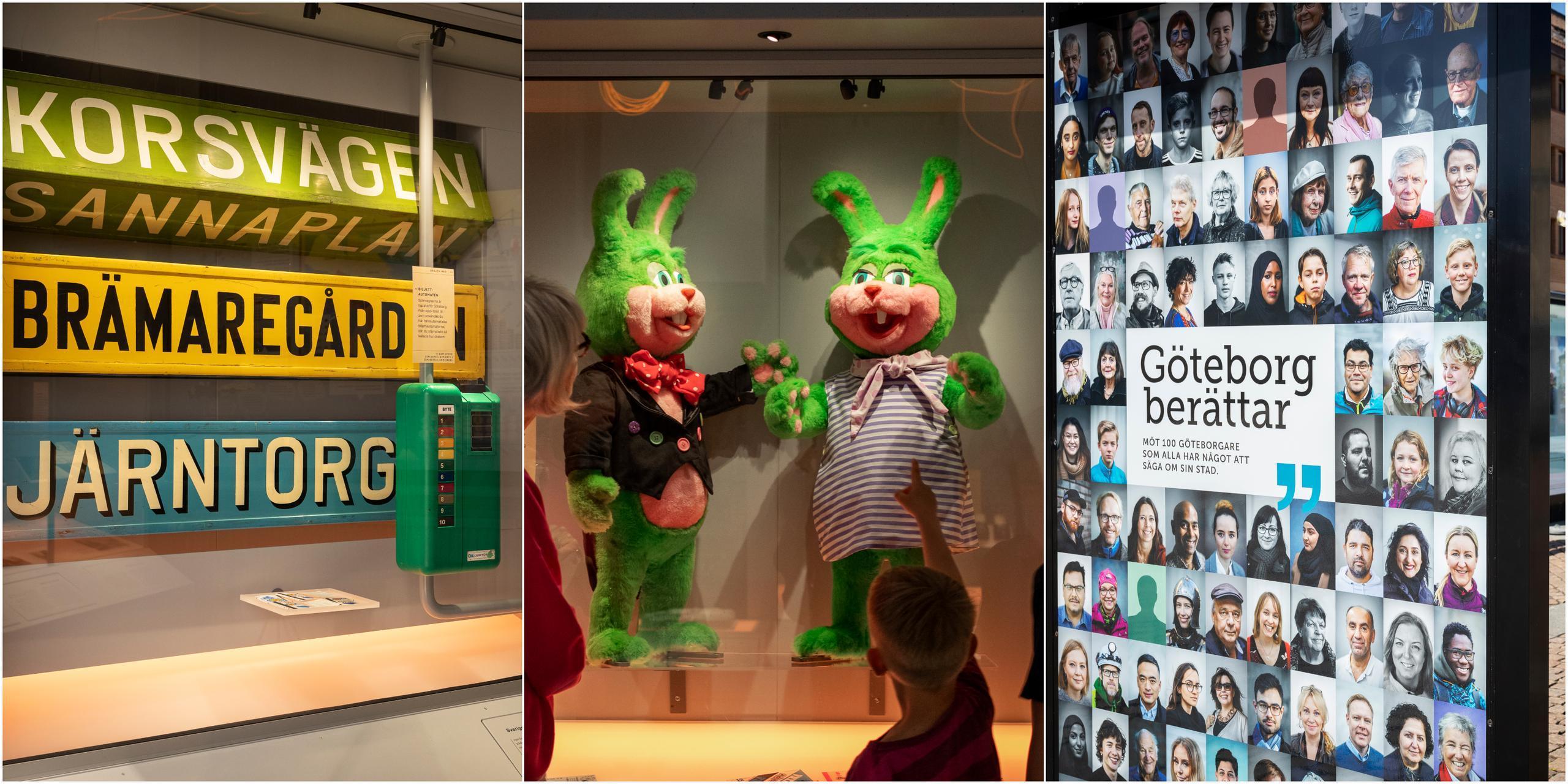 """Recension: """"Grejen med Göteborg"""" och """"Göteborg berättar"""" på Göteborgs stadsmuseum"""