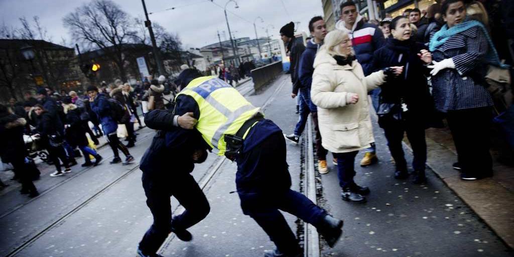oskyldig spansk klädespersedlar i Göteborg