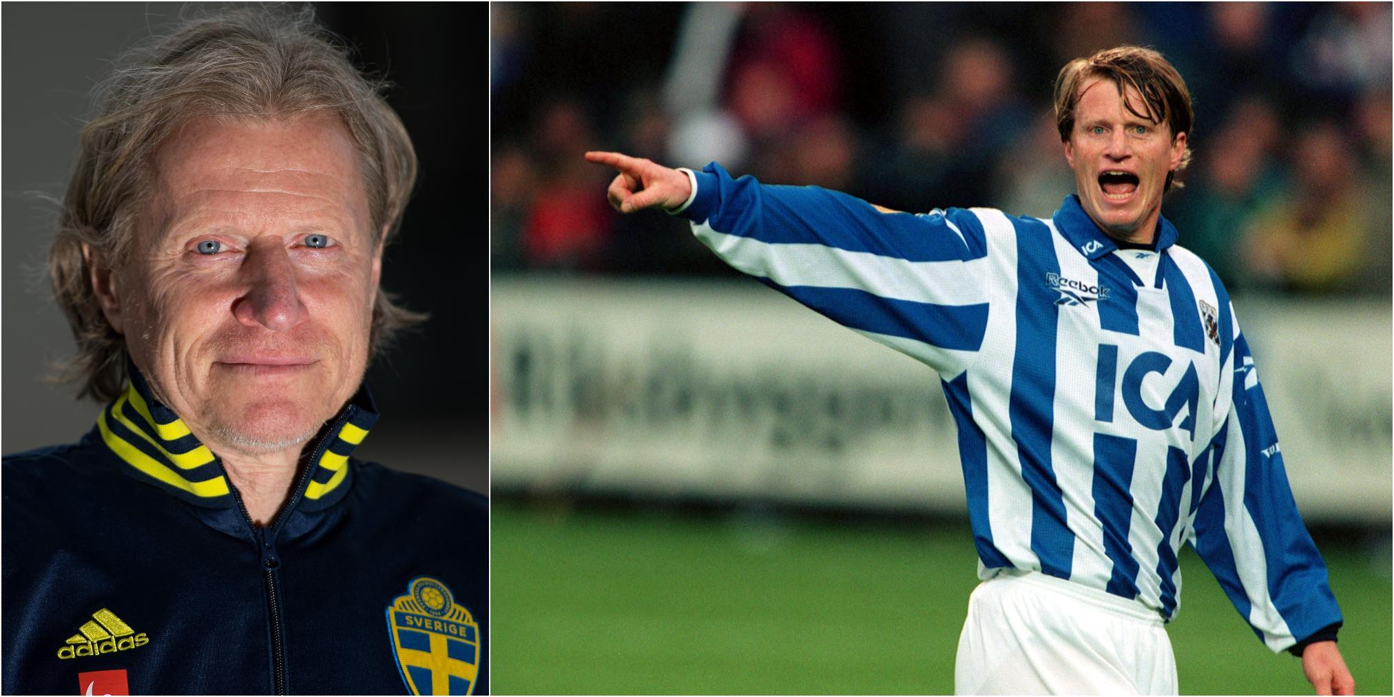 Landslagschefen Stefan Pettersson inför EM-slutspelet