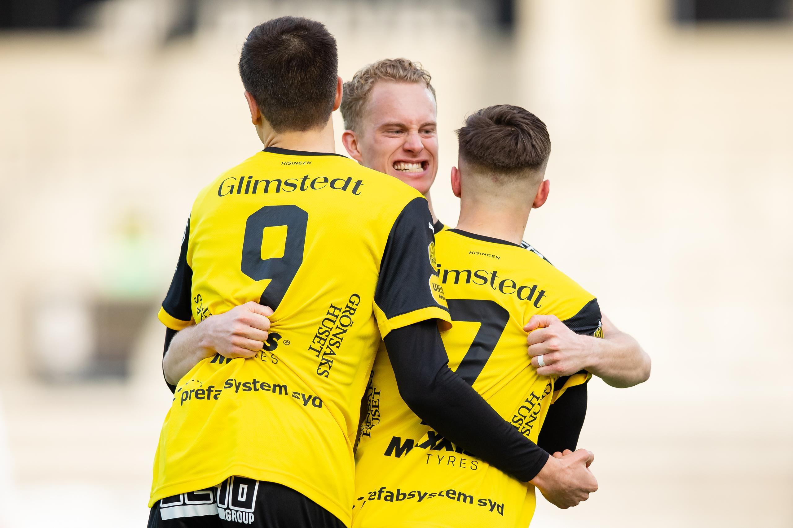 BK Häcken-duo kan lämna – för samma tyska klubb