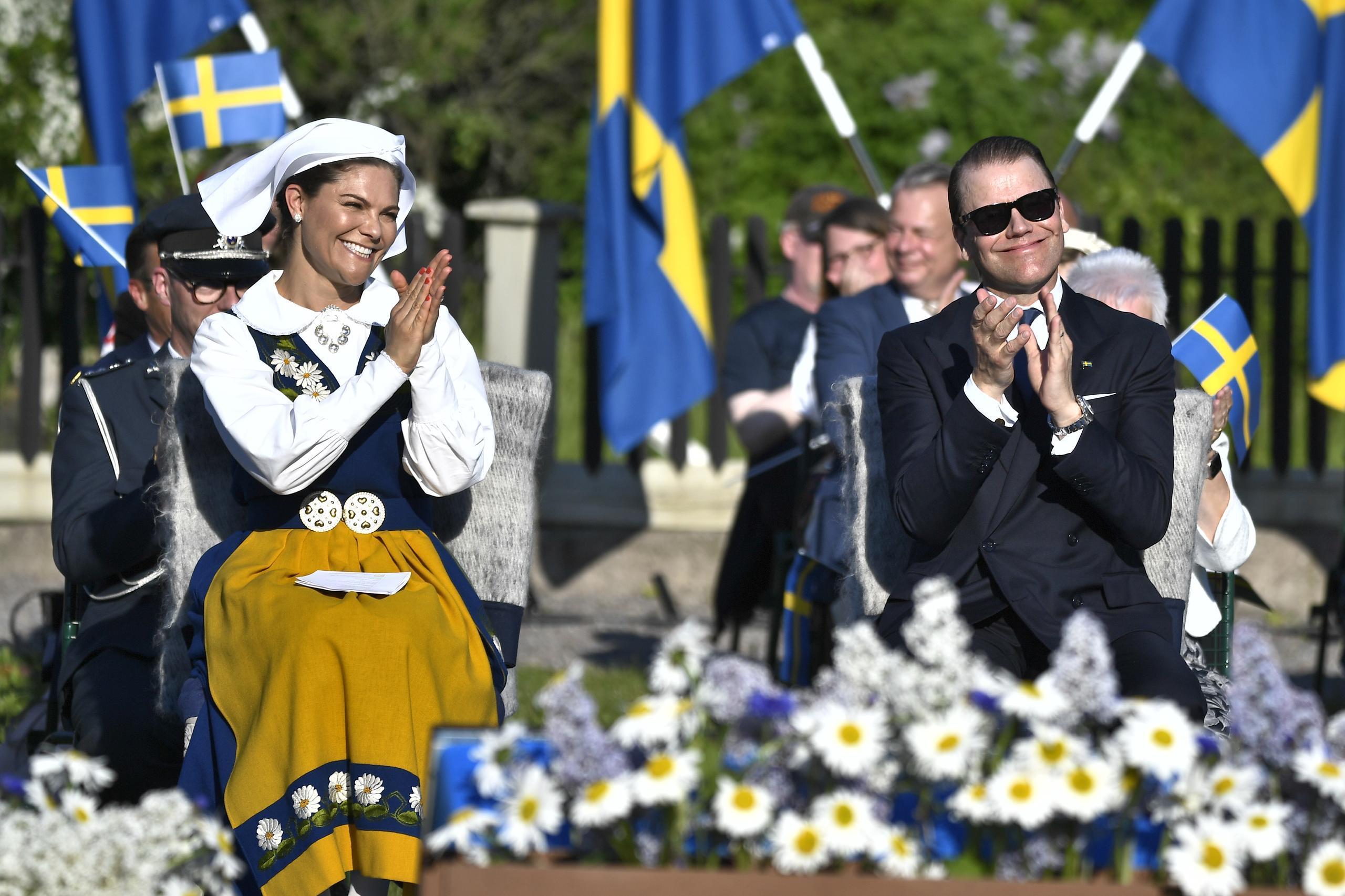Kungafamiljen bryr sig visst om Göteborg