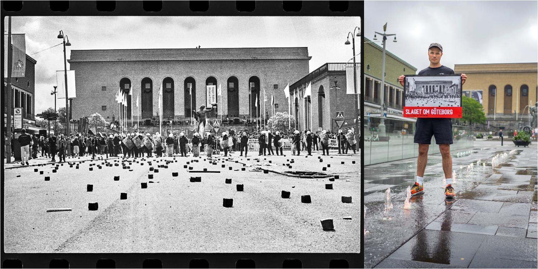 """20 år sedan Göteborgskravallerna: """"finns fortfarande ett behov att prata om det nationella traumat"""""""