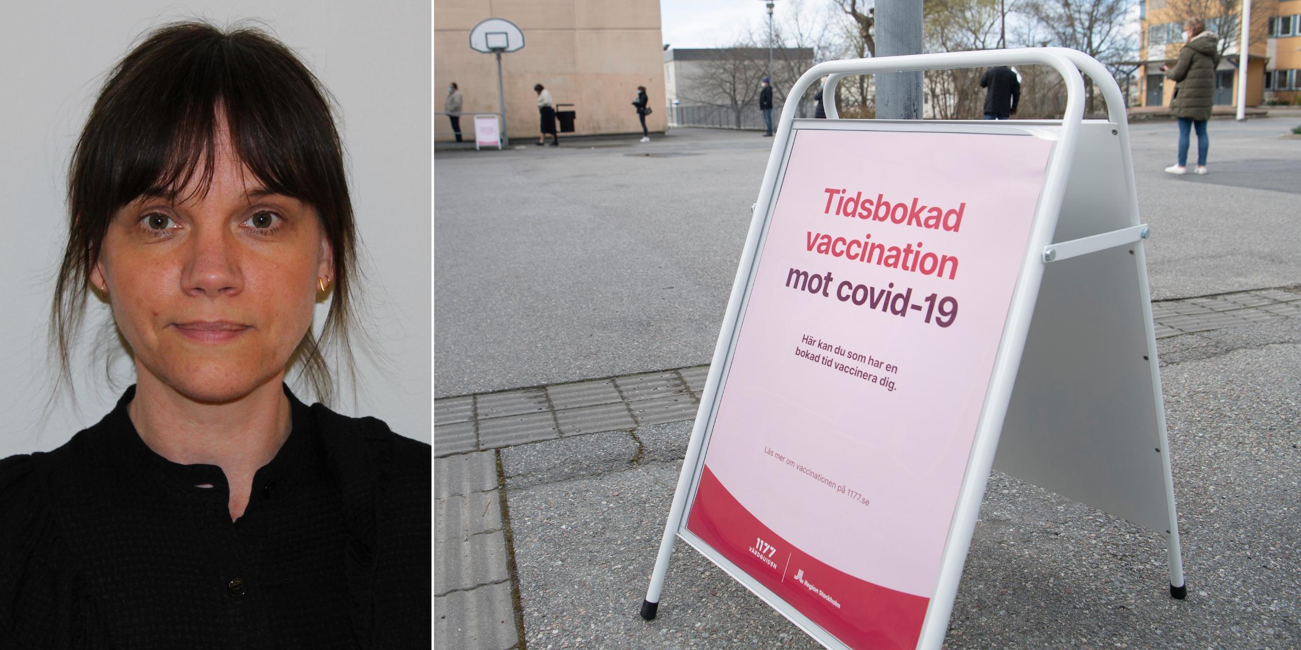 Hemsida med bokningsbara tider i Västra Götaland har brister