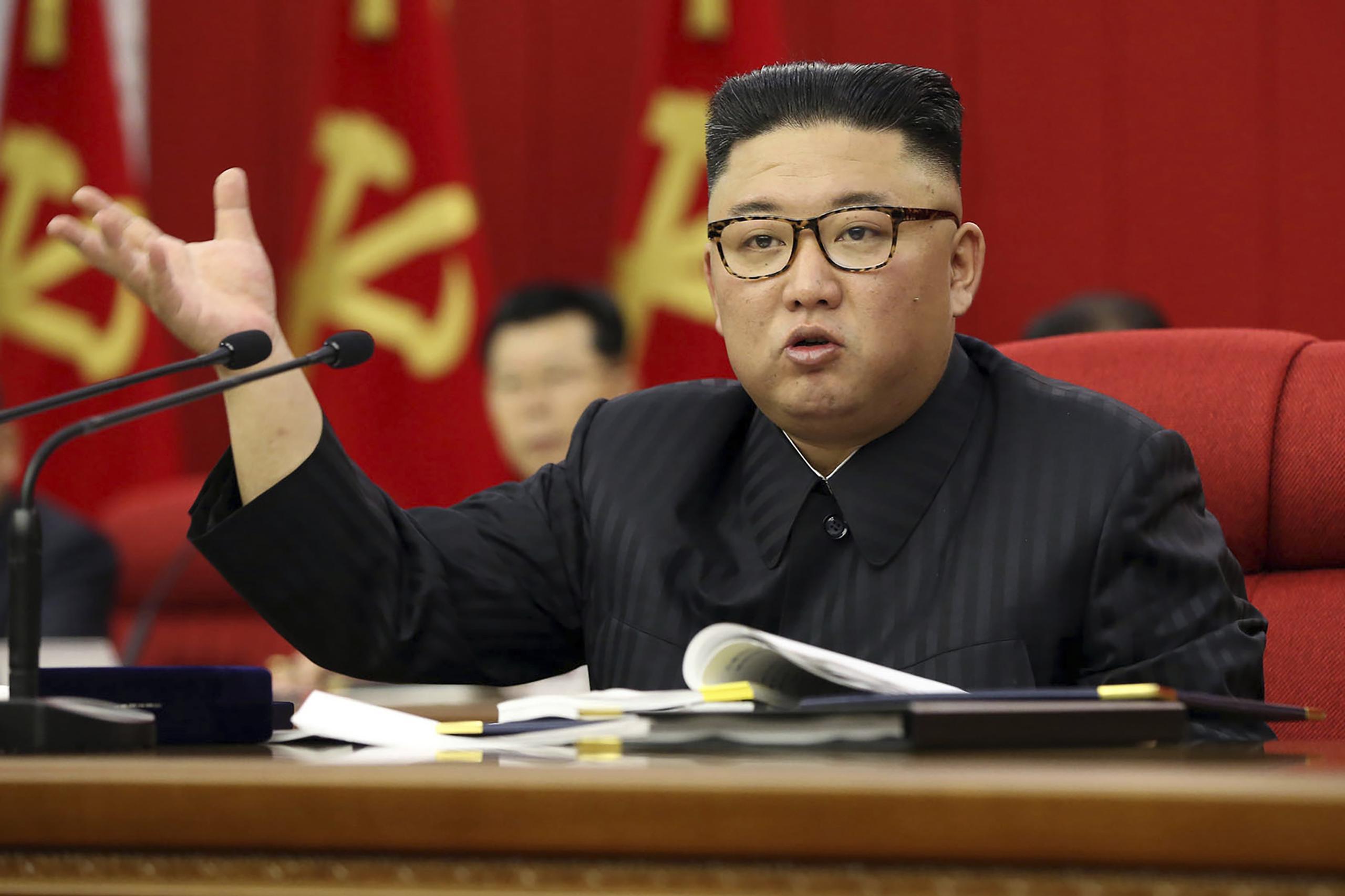 """Nordkorea erkänner: Matsituationen är """"ansträngd"""""""