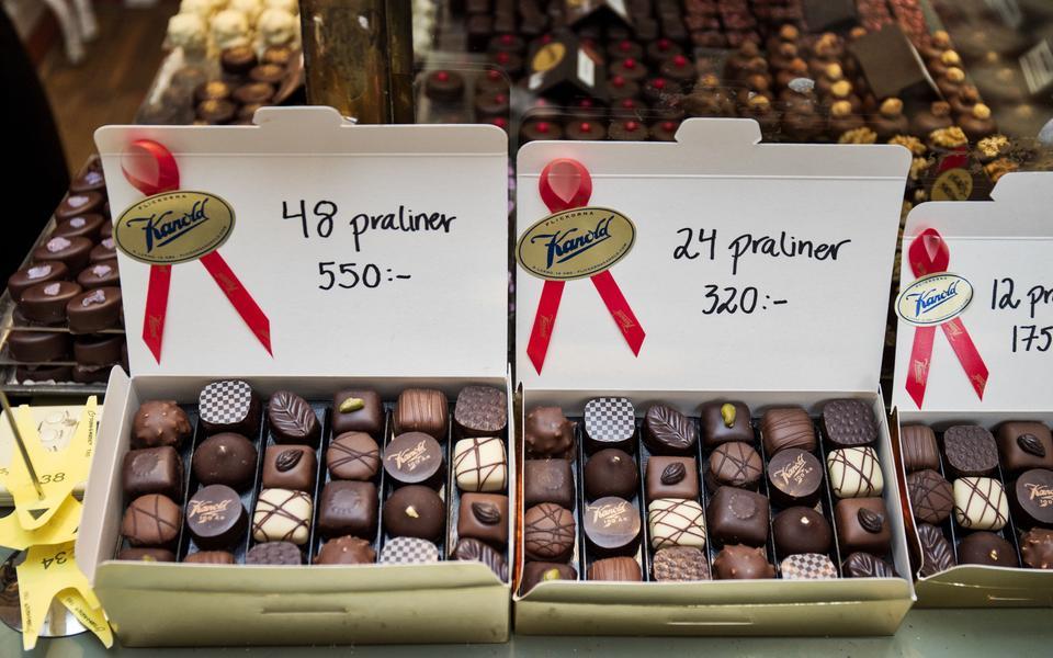flickorna kanold choklad