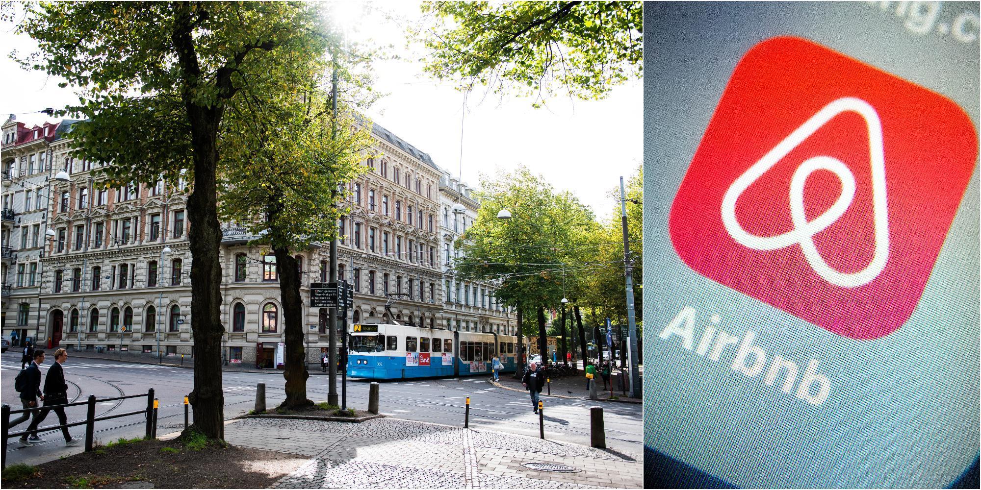 Hyrde ut via Airbnb utan tillstånd – kan få fängelse