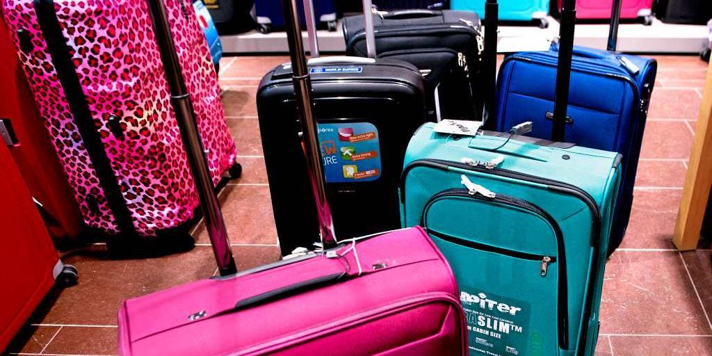 sas bagage vikt