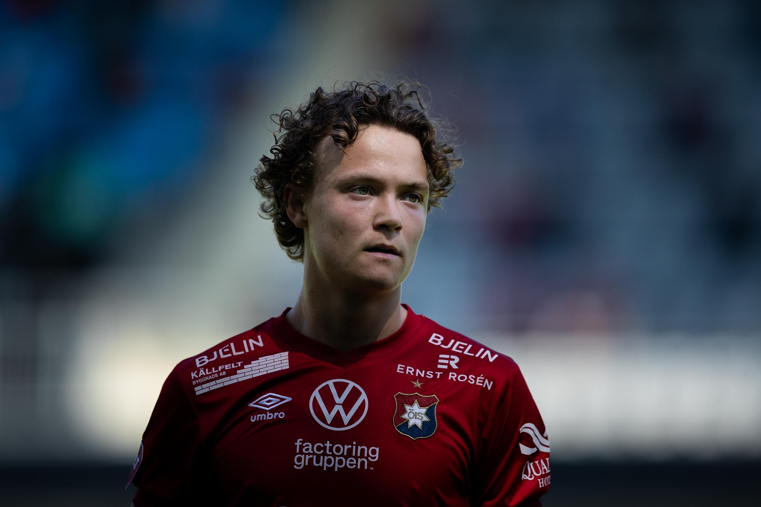 Sirius uppges köpa loss Herman Sjögrell från Örgryte