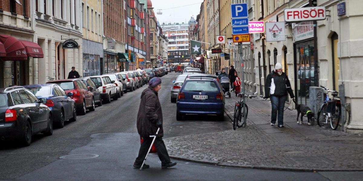 Bra tjeck svälja i Göteborg