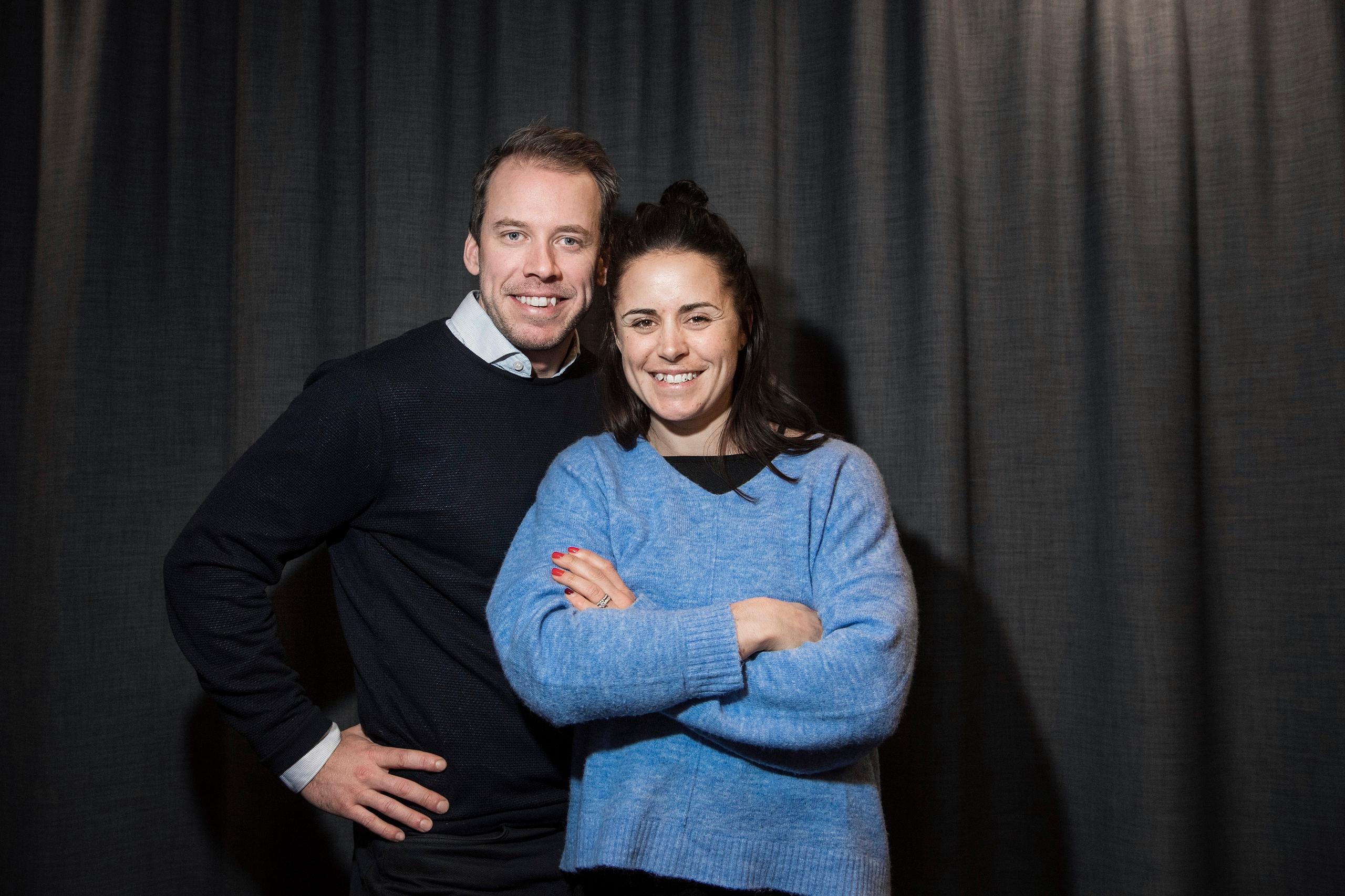 Anna och Emil Jönsson Haag har fått barn igen