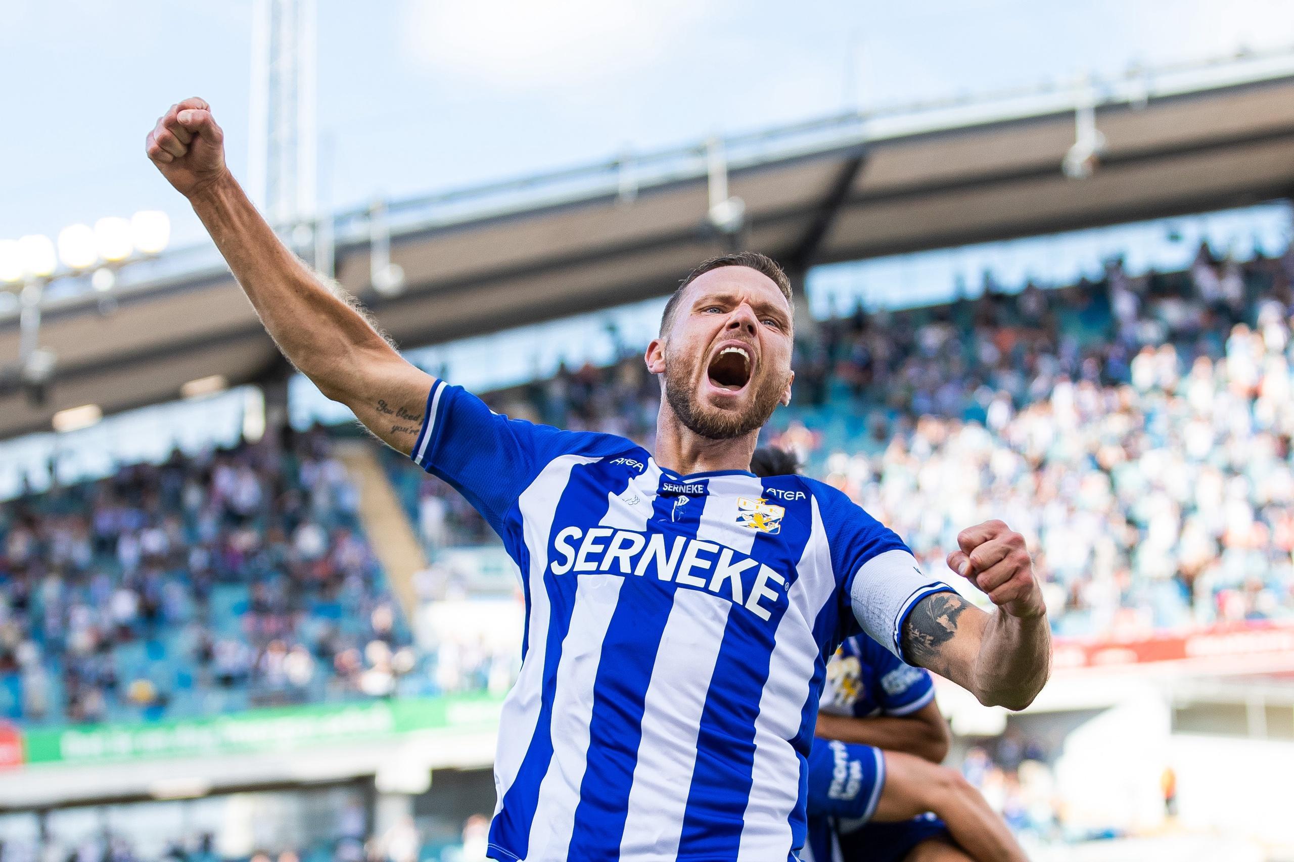 Följ IFK Göteborgs möte med Mjällby