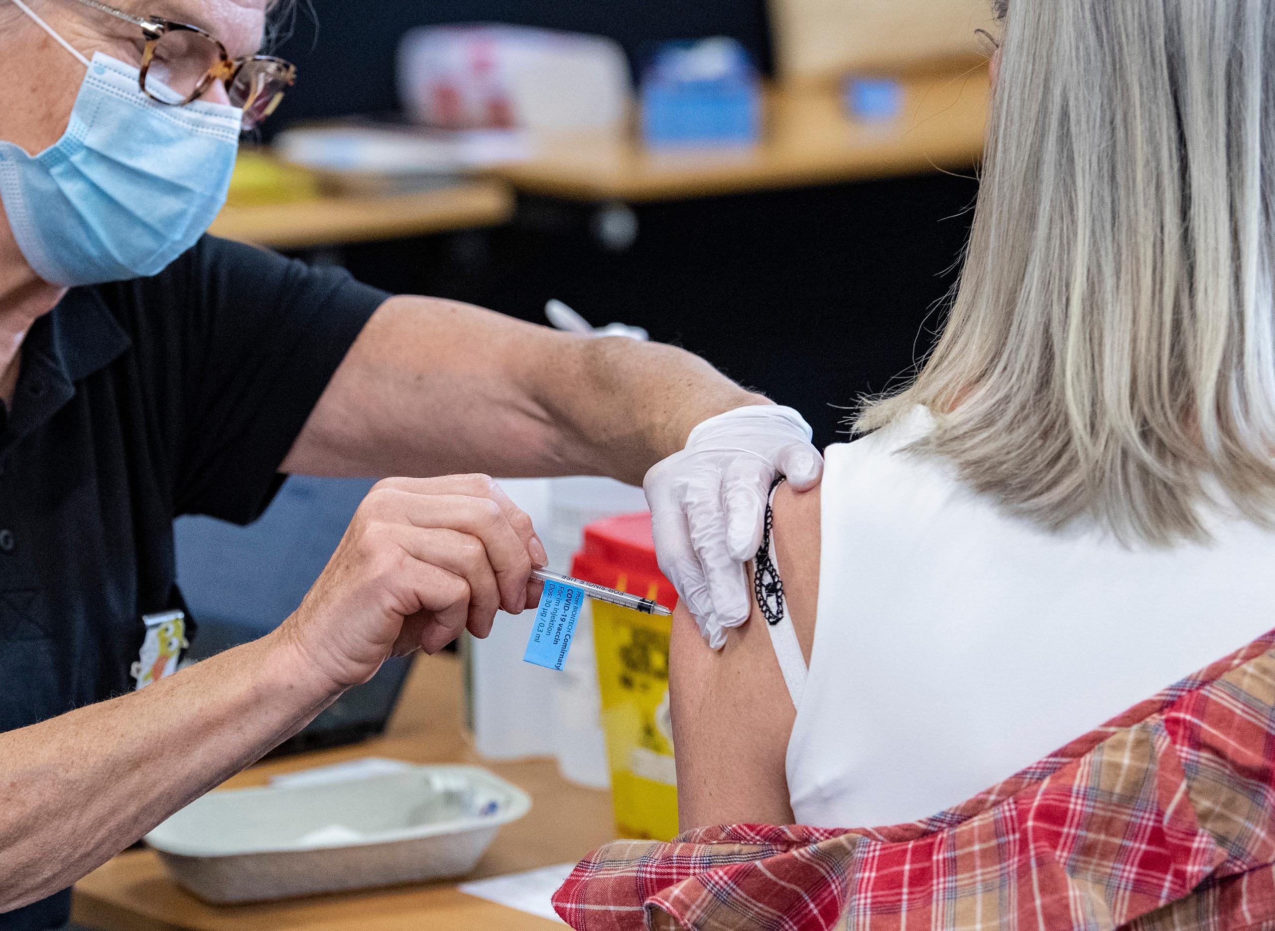 Så ska regionen få fler att vaccinera sig