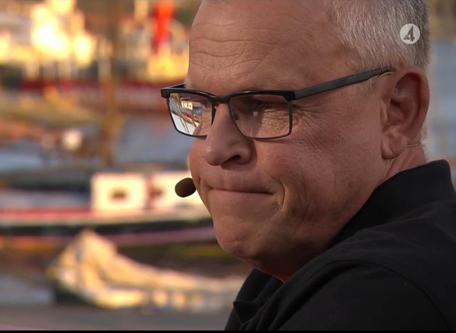 Spelarnas tv-överraskning till Janne Andersson