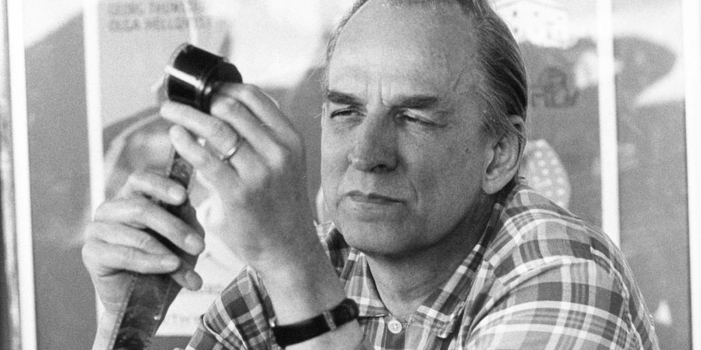 Ingmar Bergman skapade sin egen historia | GP