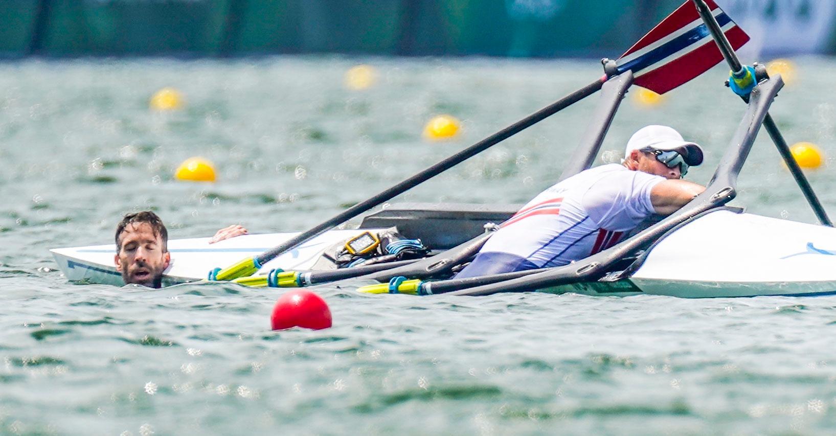 Norska mardrömmen i OS