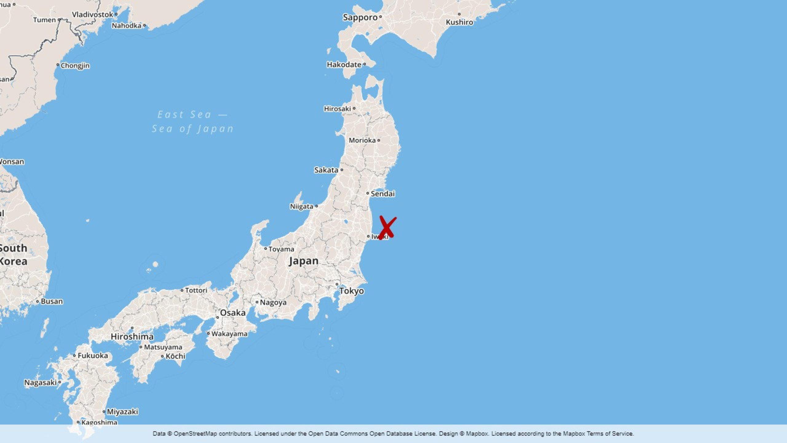 jordskalv i japan g 246 teborgs posten v 228 rlden