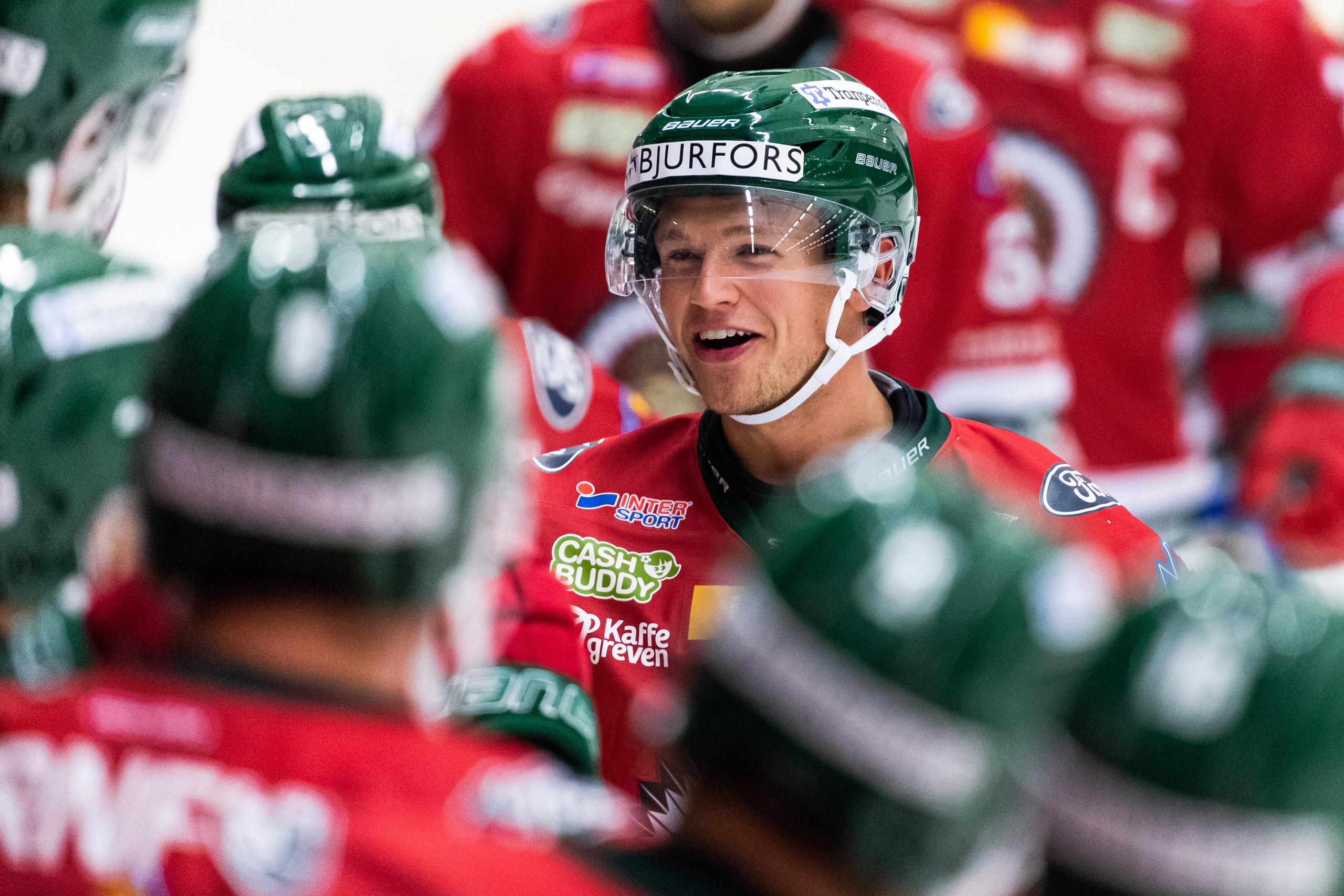 Mattias Norlinders succé: Två mål i säsongspremiären