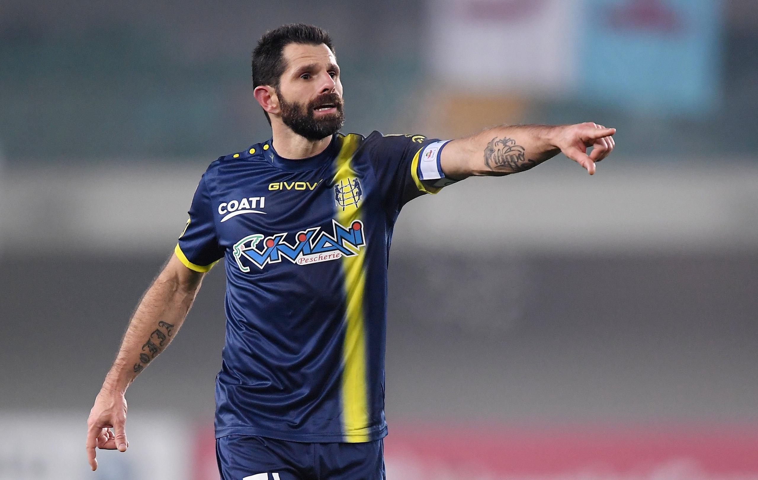 Italienska Chievo i konkurs