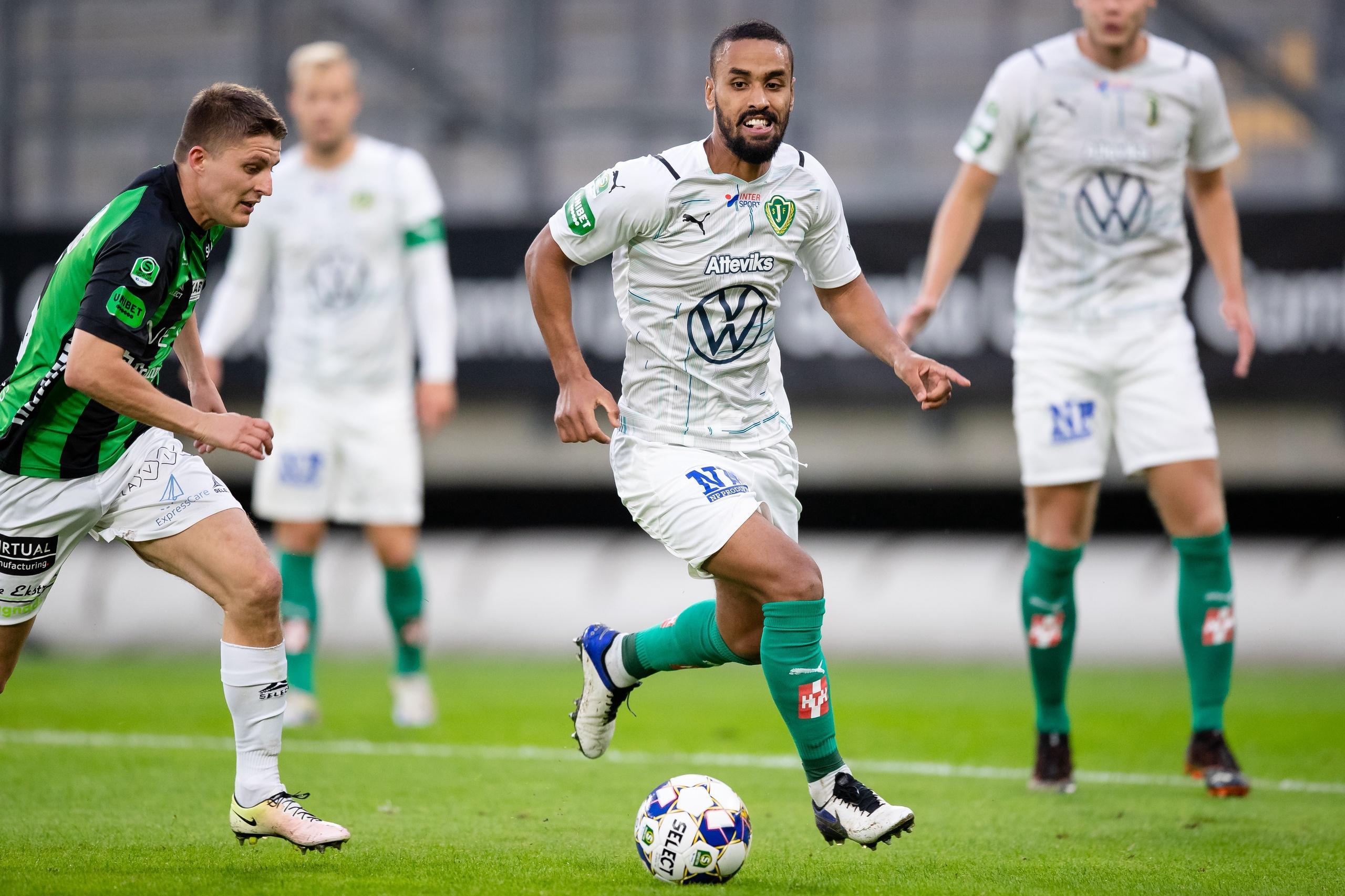 Junes Barny tillbaka i Göteborg – segrade mot Gais