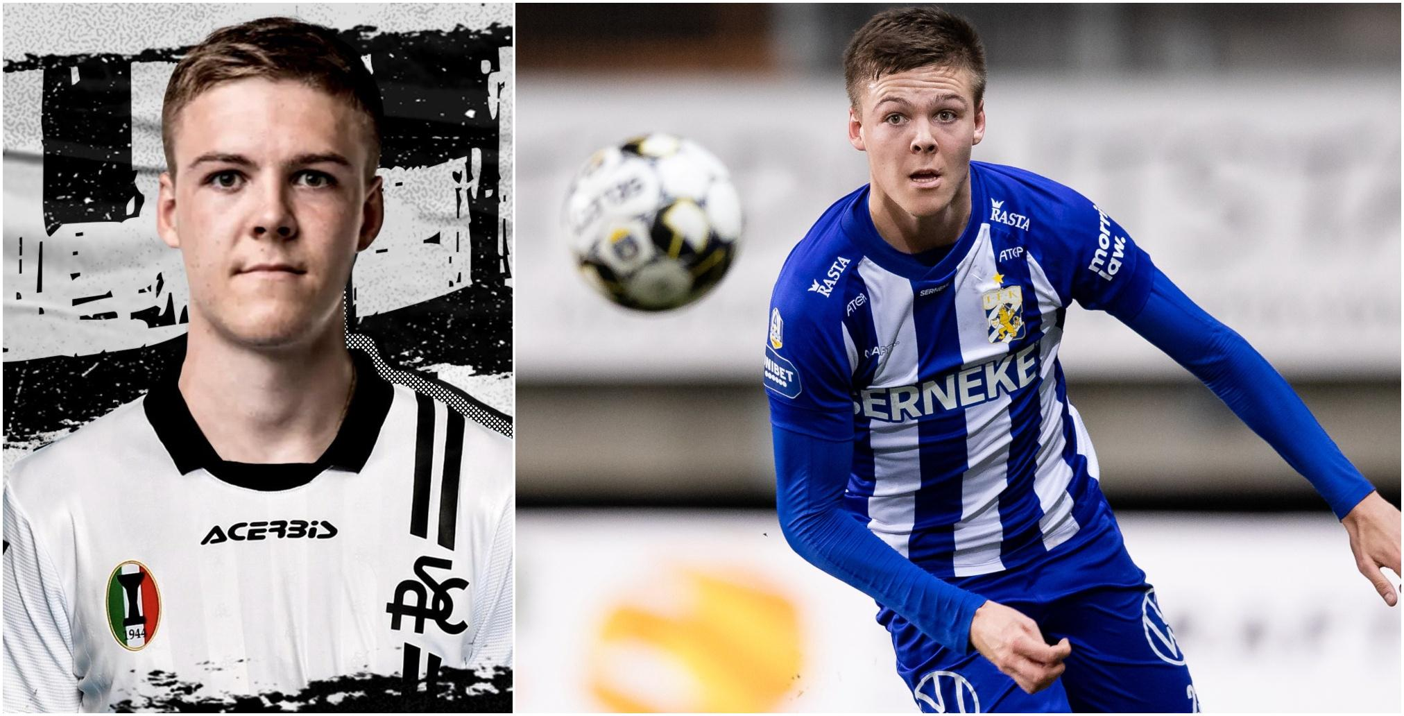 Emil Holm klar för Serie A-klubben Spezia