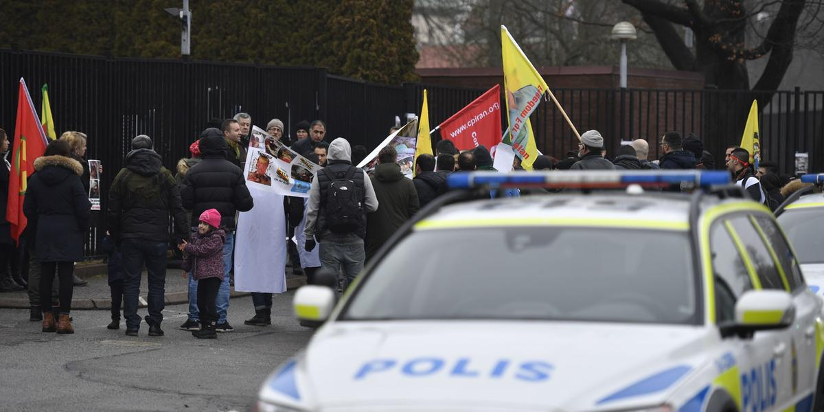 gift ryska umgänge i Göteborg