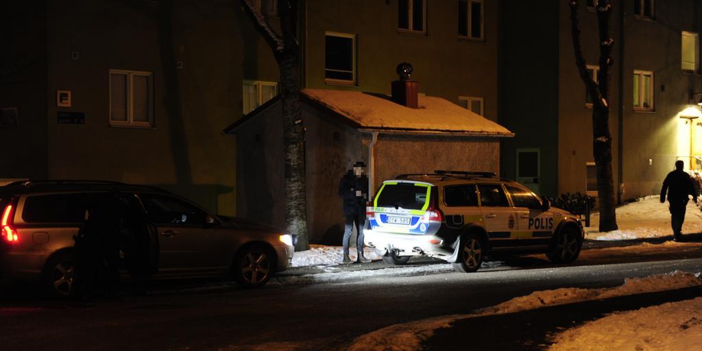 Kvinna vcktes av knivman i Hgsbo | Gteborgs-Posten