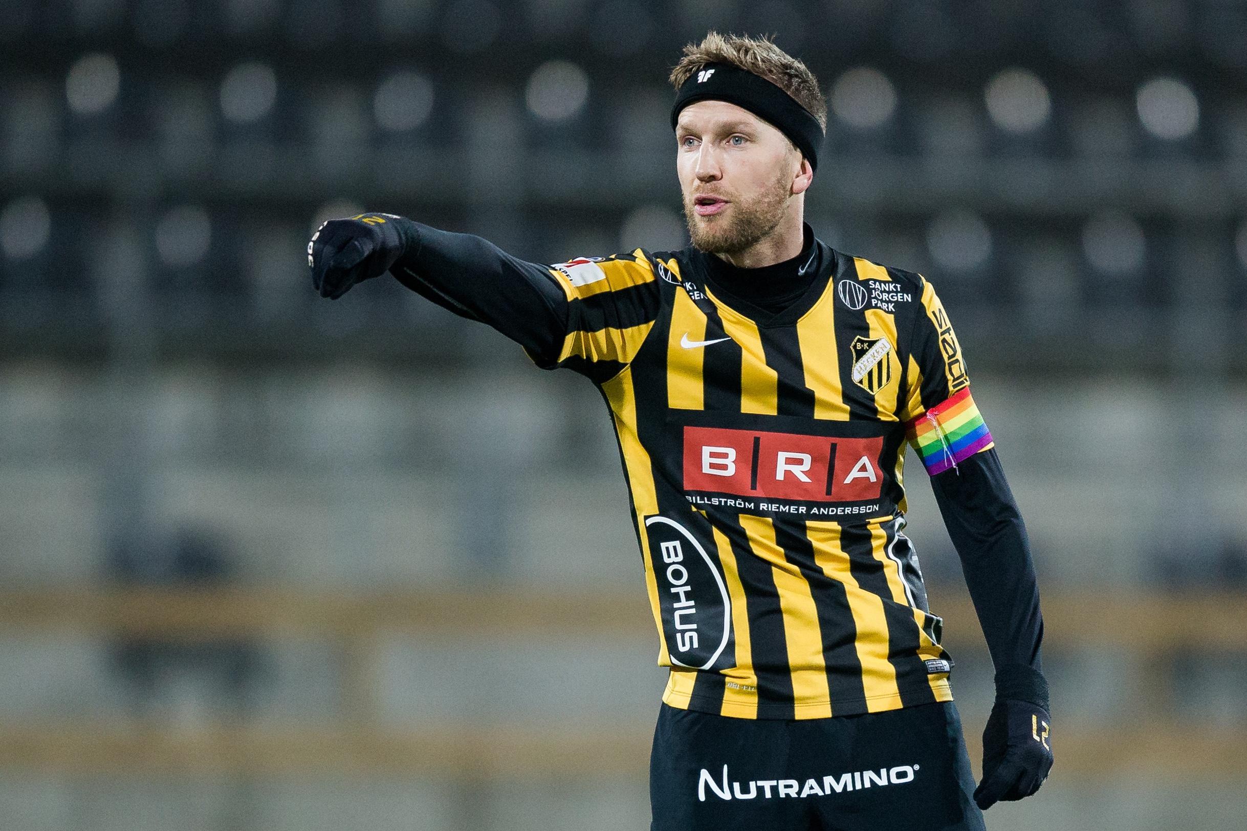 Rasmus Lindgren avslutar sin karriär