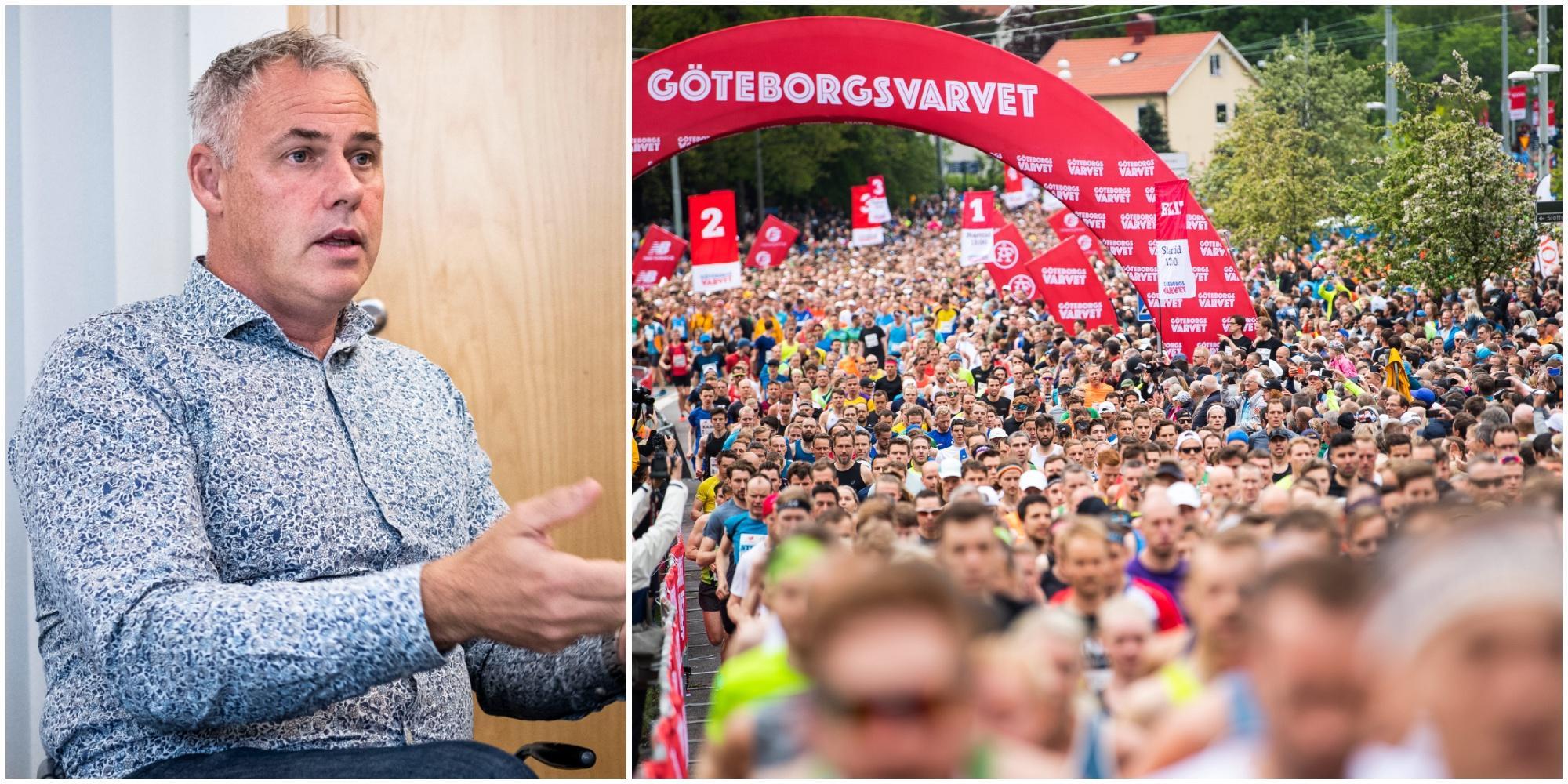 Göteborgsvarvets besvikelse efter regeringens besked