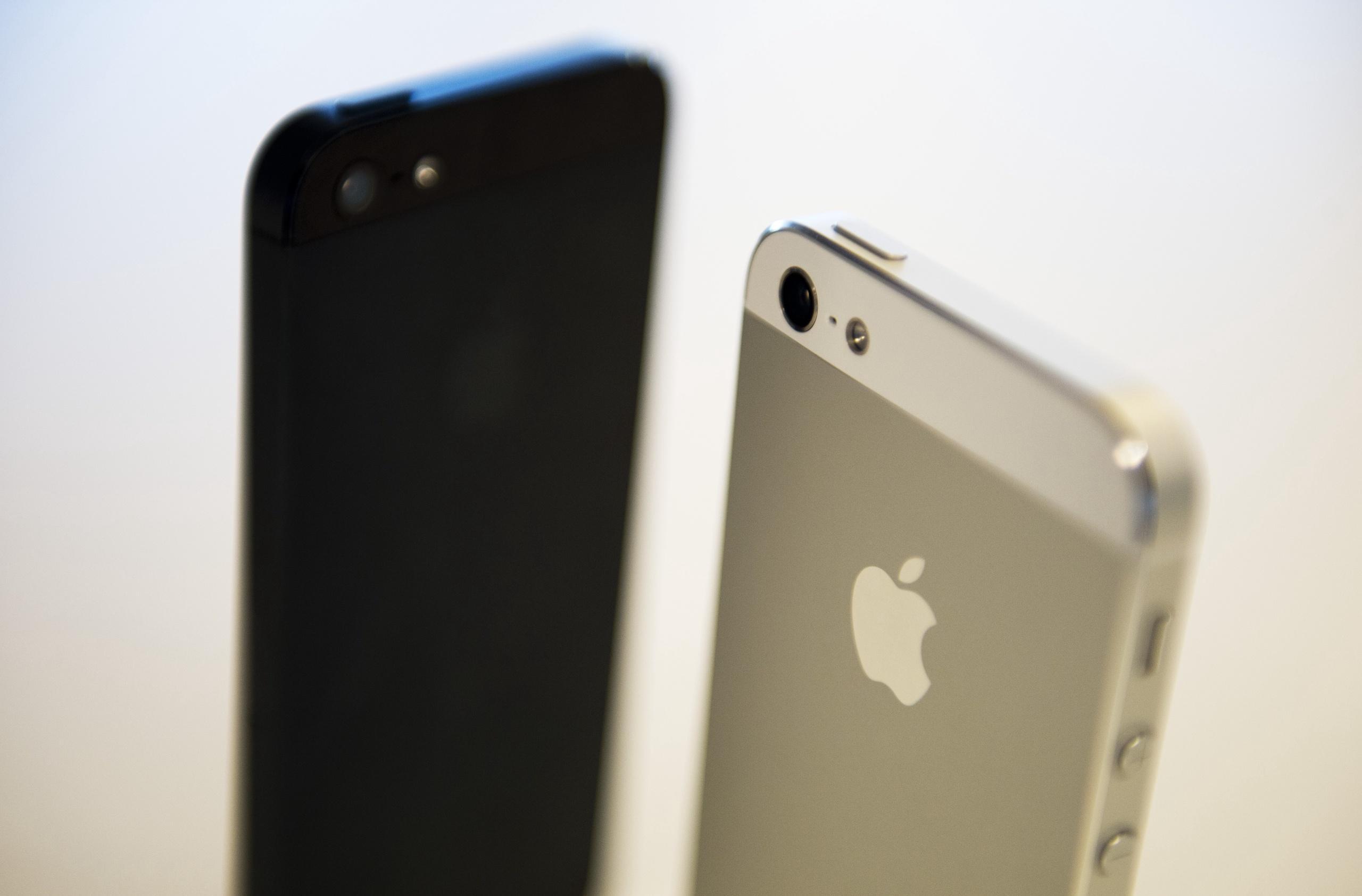 Nytt program kan spionera på Appleanvändare