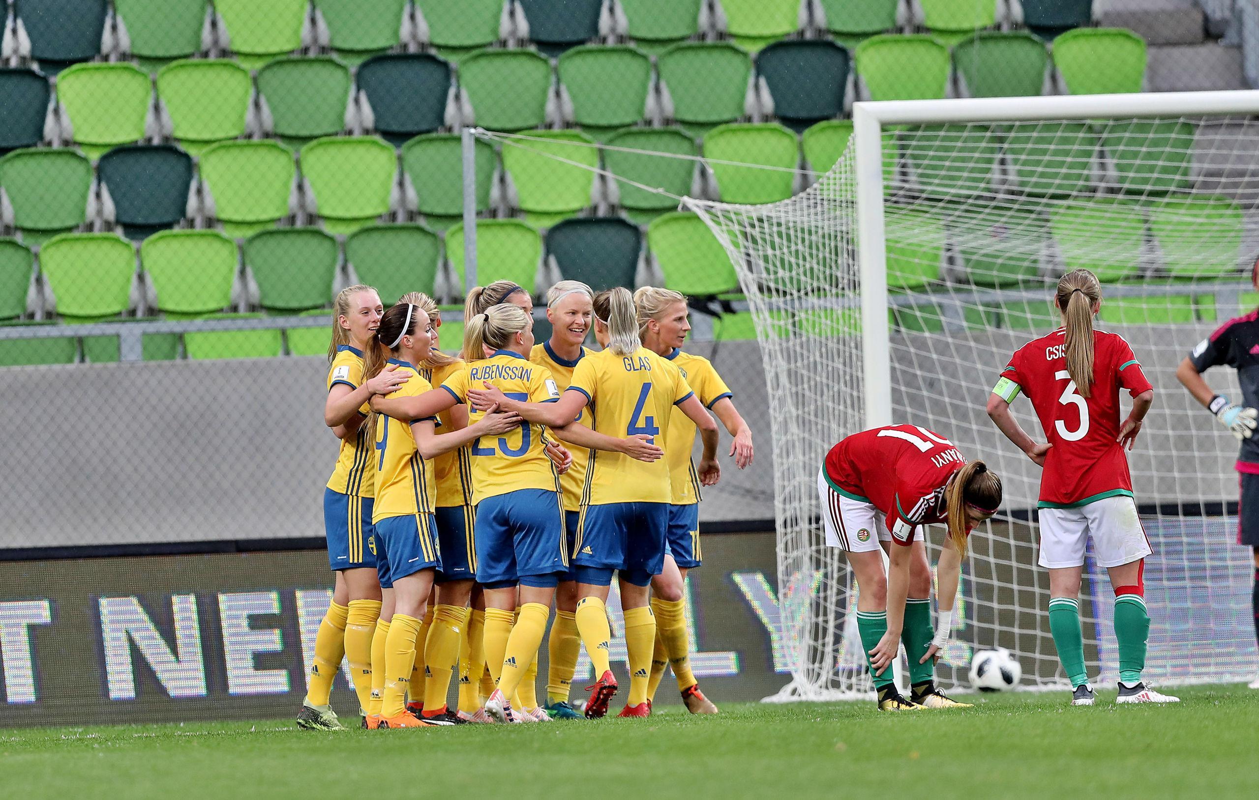 Följ Sveriges VM-kvalmatch mot Ungern  5030f4991838d