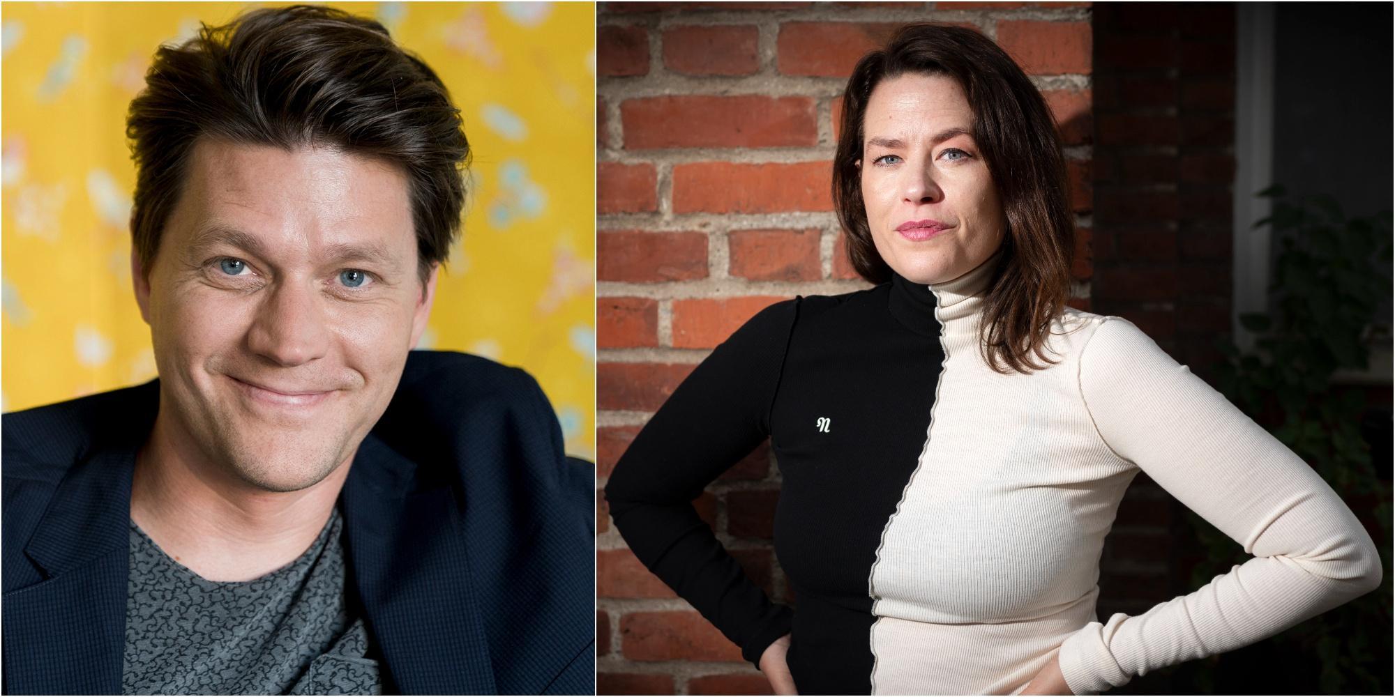 Liv Strömquist och Daniel Sjölin pratar om skönhet på GP.se