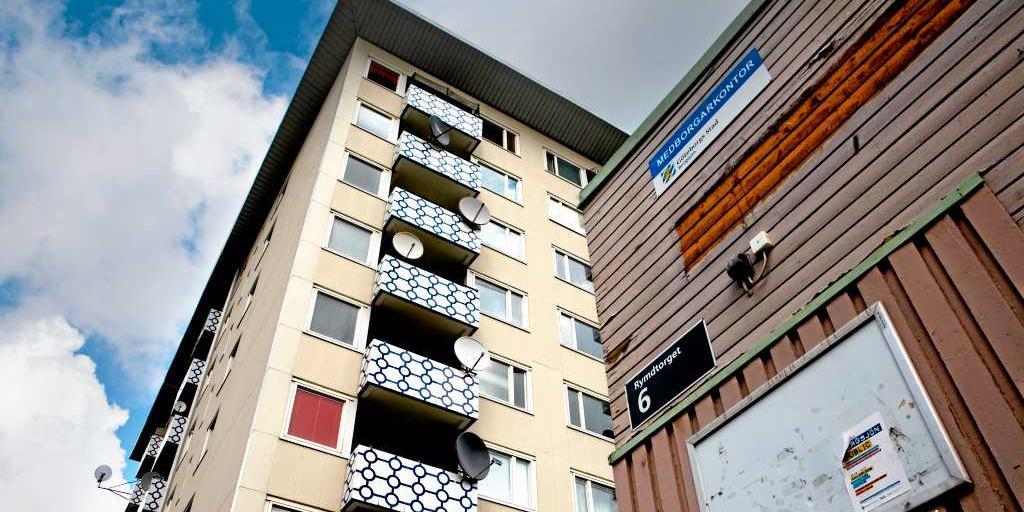 9171e8a080e Stora planer för bostäder i Bergsjön | Göteborgs-Posten
