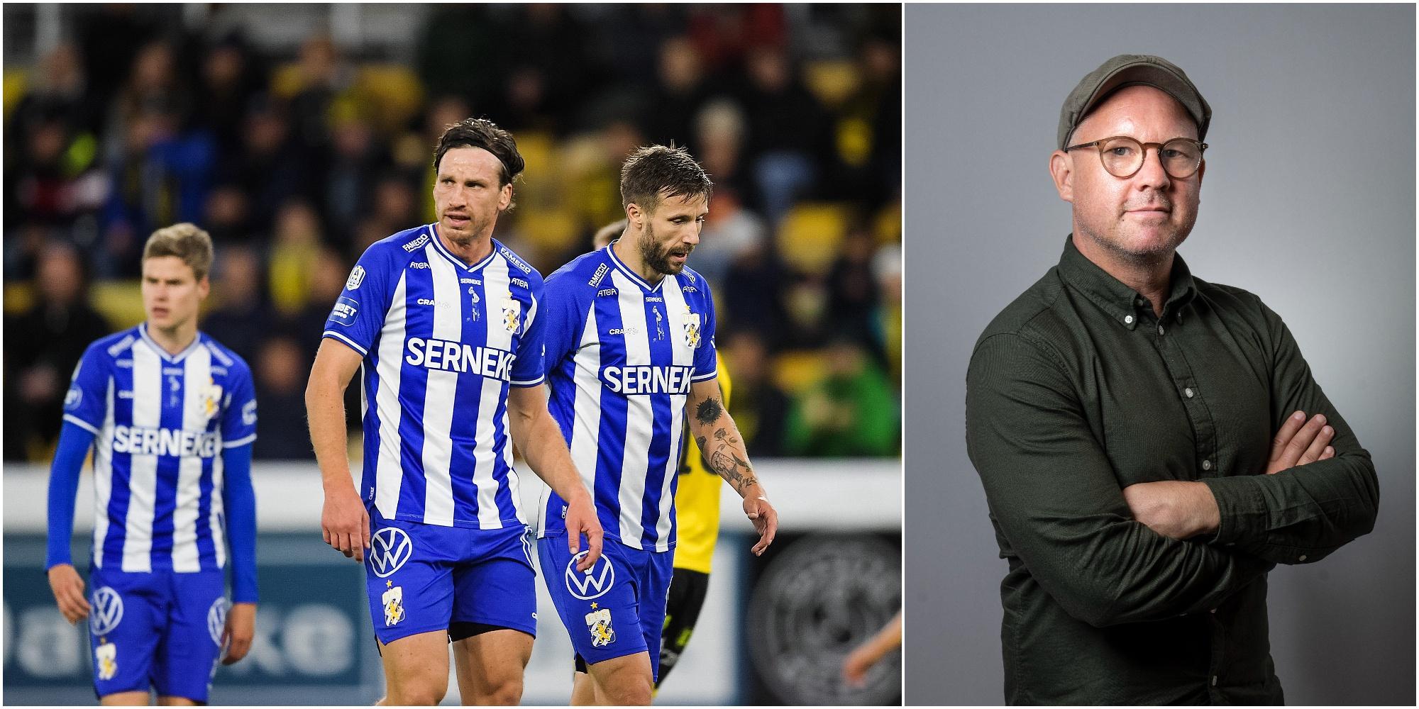 Robert Laul: Inget IFK Göteborg gör tycks hjälpa