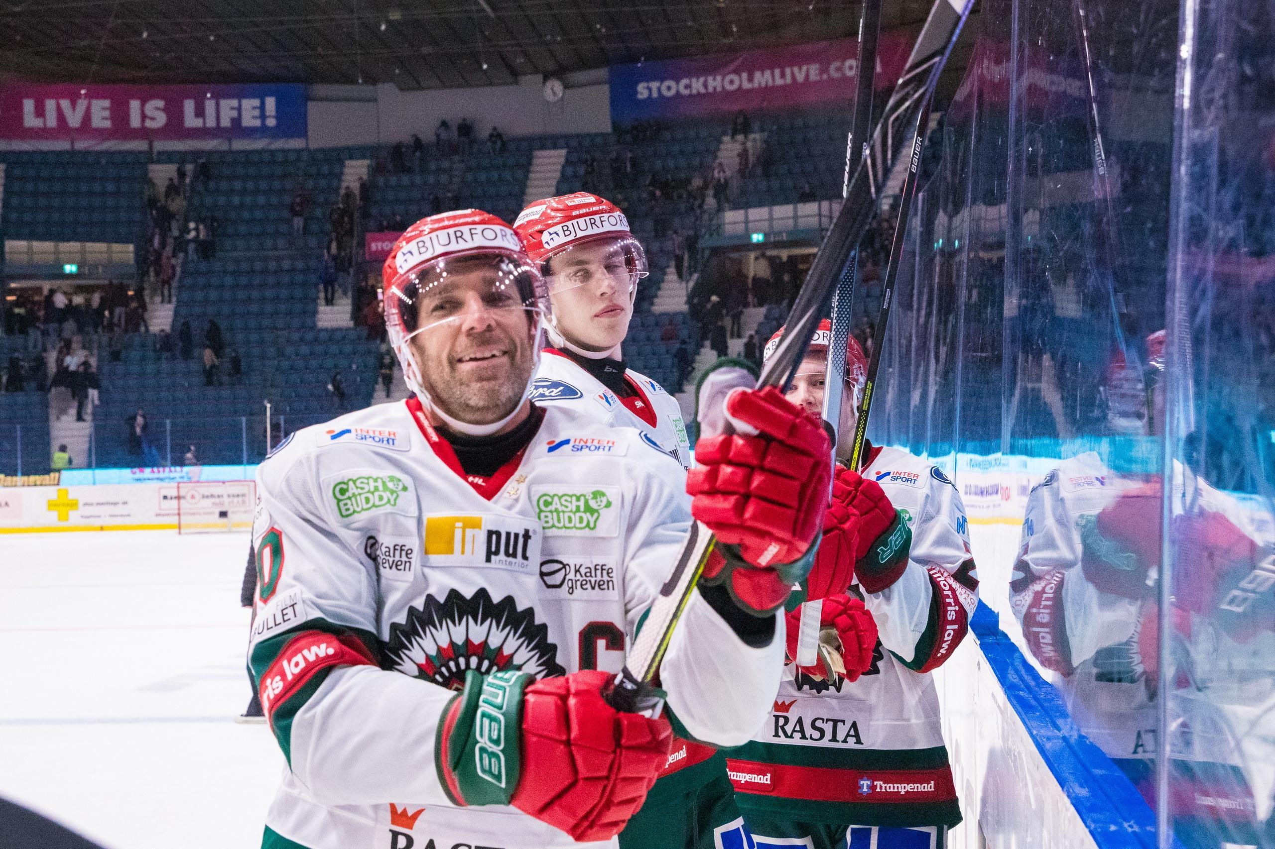 Fem punkter efter Frölundas seger mot Djurgården