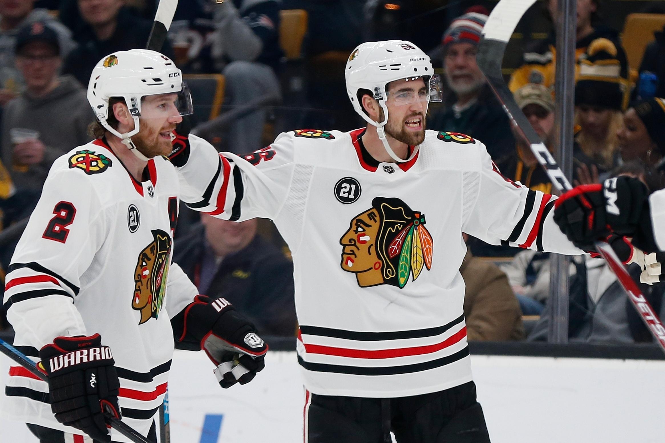 Erik Gustafsson återvänder till Chicago