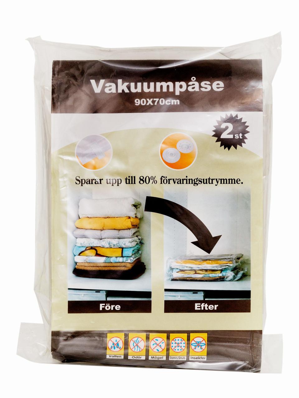 Kanon Test: Bäst vakuumpåse för textilförvaring | Göteborgs-Posten GL-92