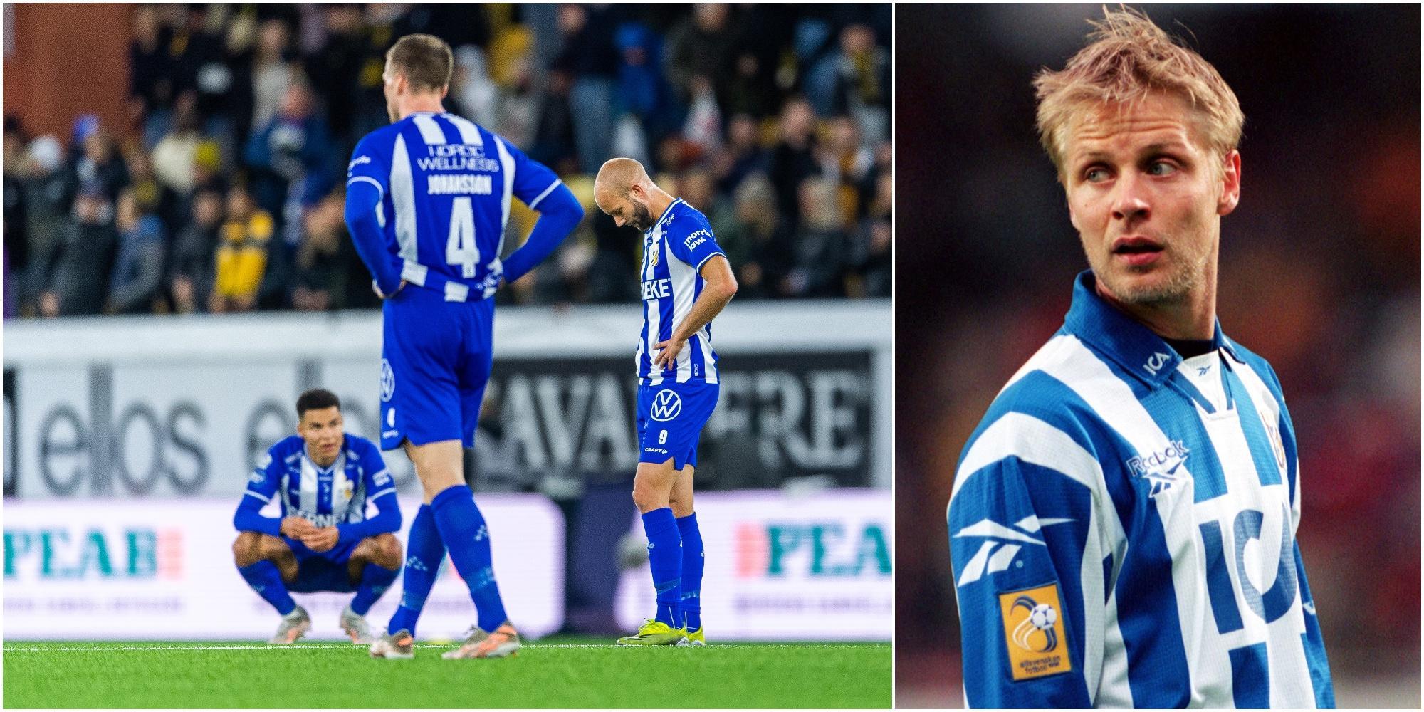 Legendaren Mikael Nilsson om skräcksiffrorna i IFK Göteborg