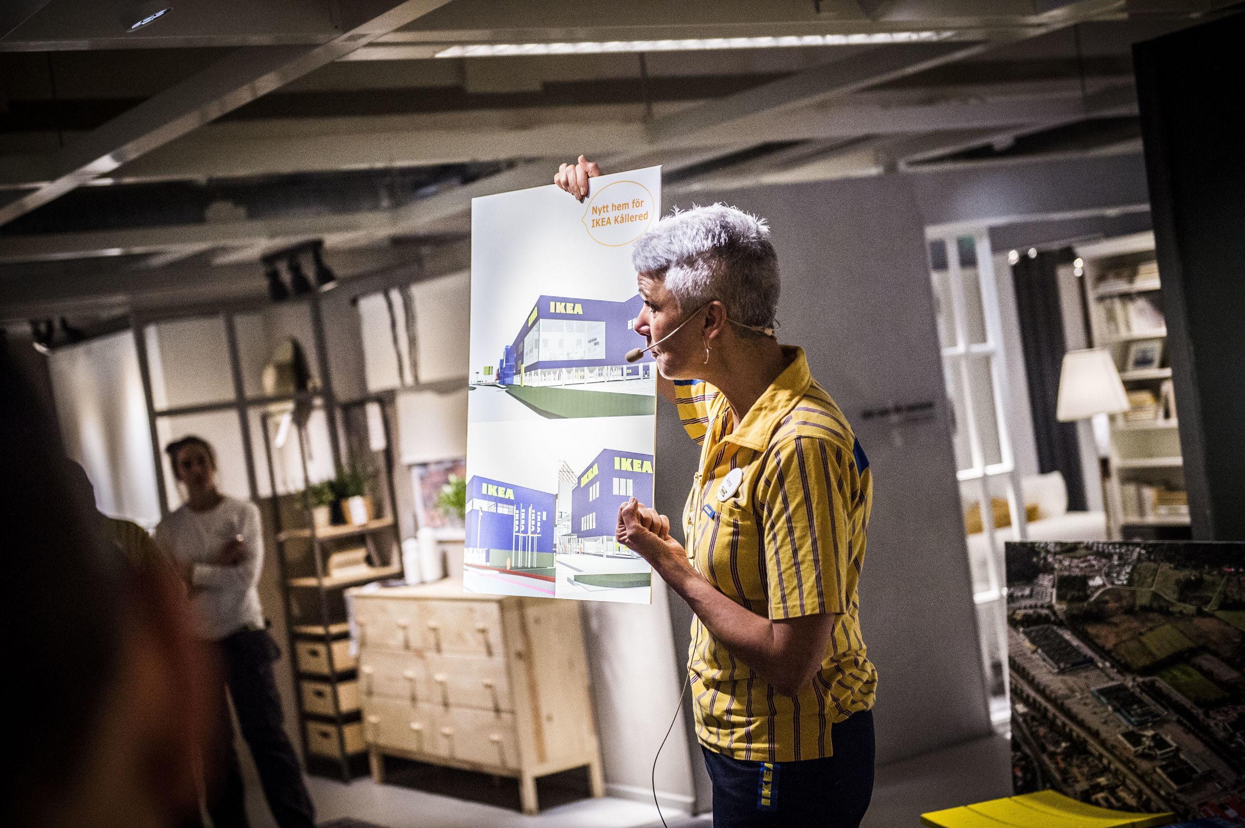 Nu startar bygget av nya Ikea i Kållered Göteborgs Posten Göteborg