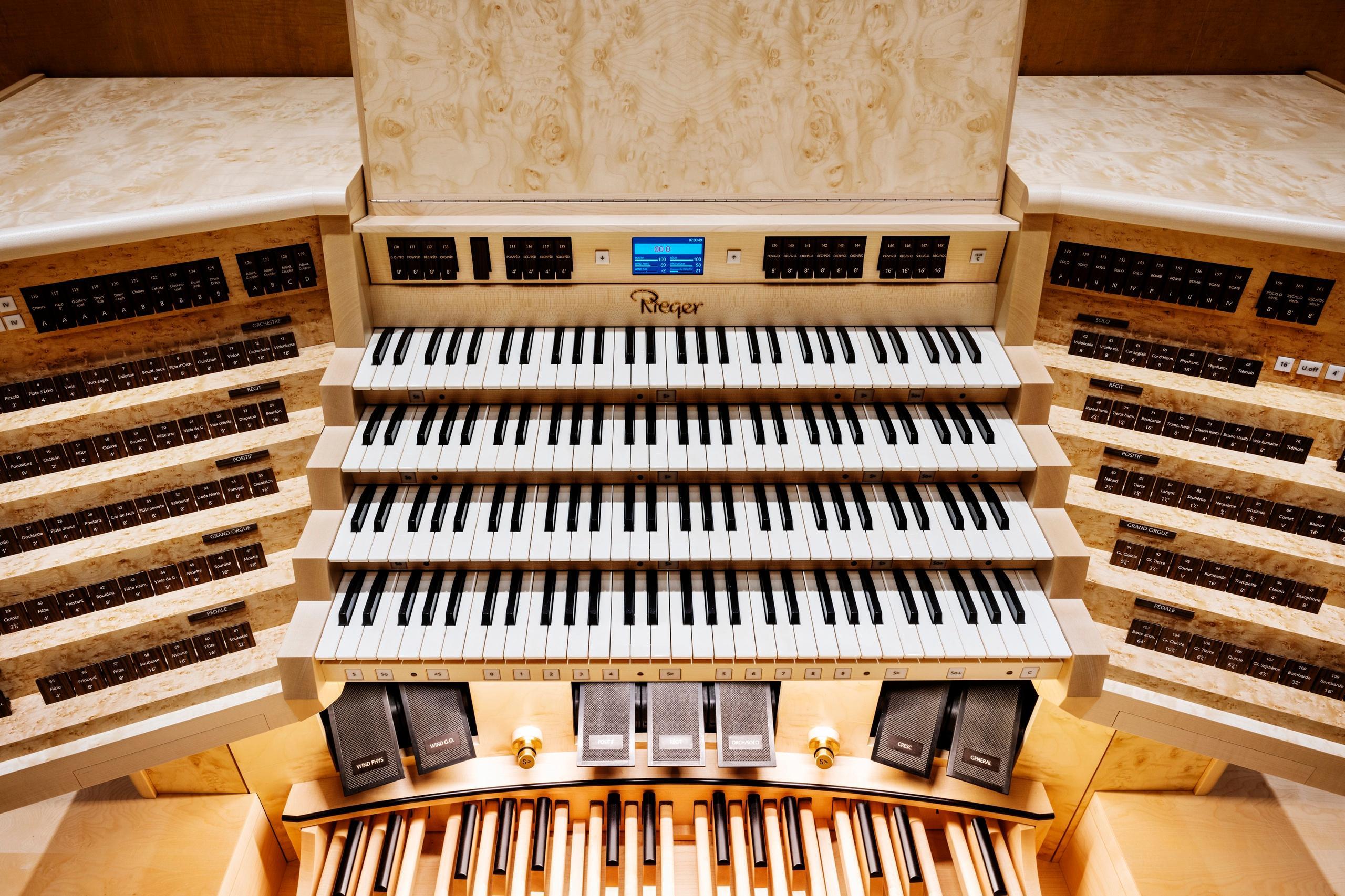 Recension: Orgelmaraton på Göteborgs konserthus
