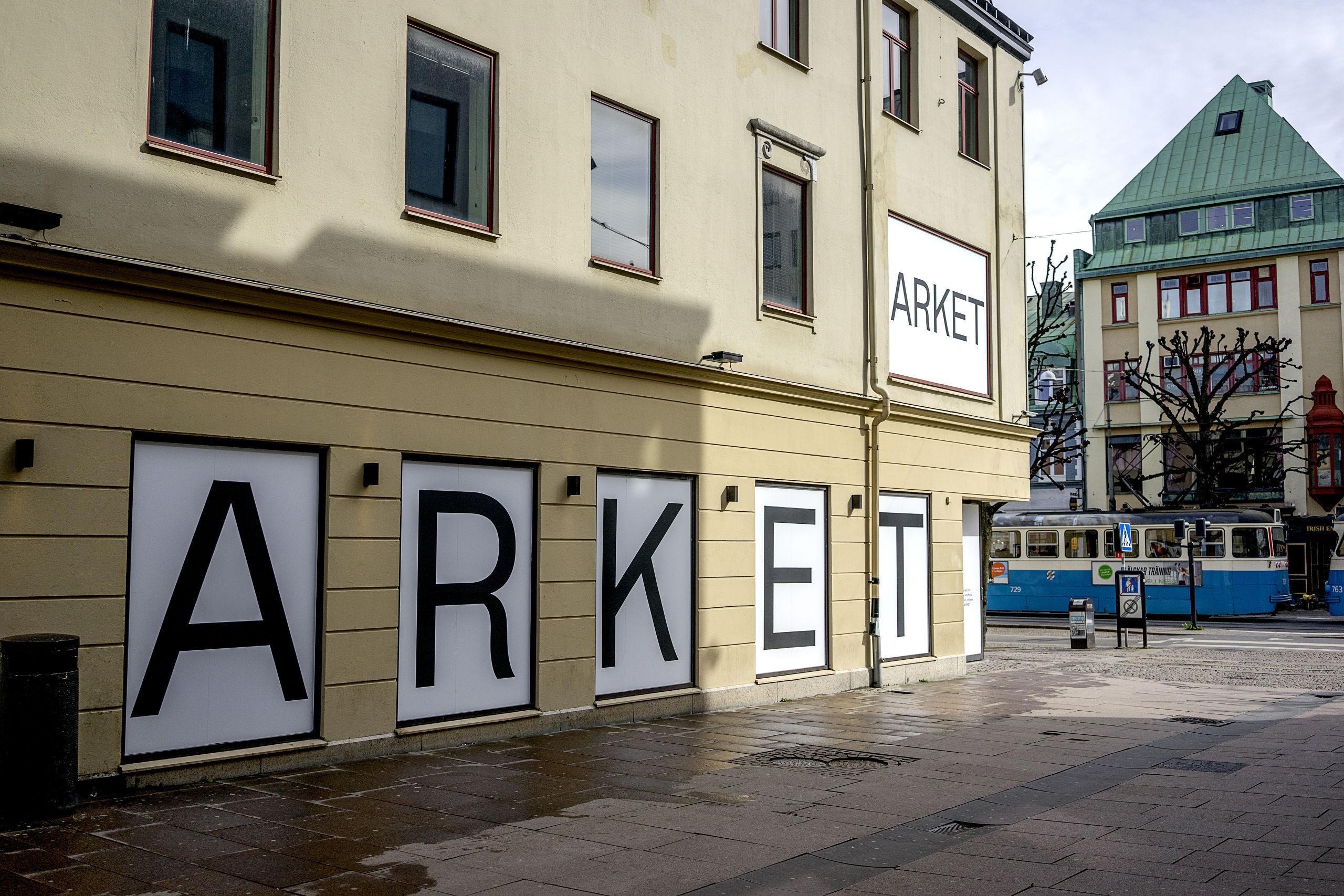 Klädjätten öppnar butik på Kungsgatan  4459af0b5a197