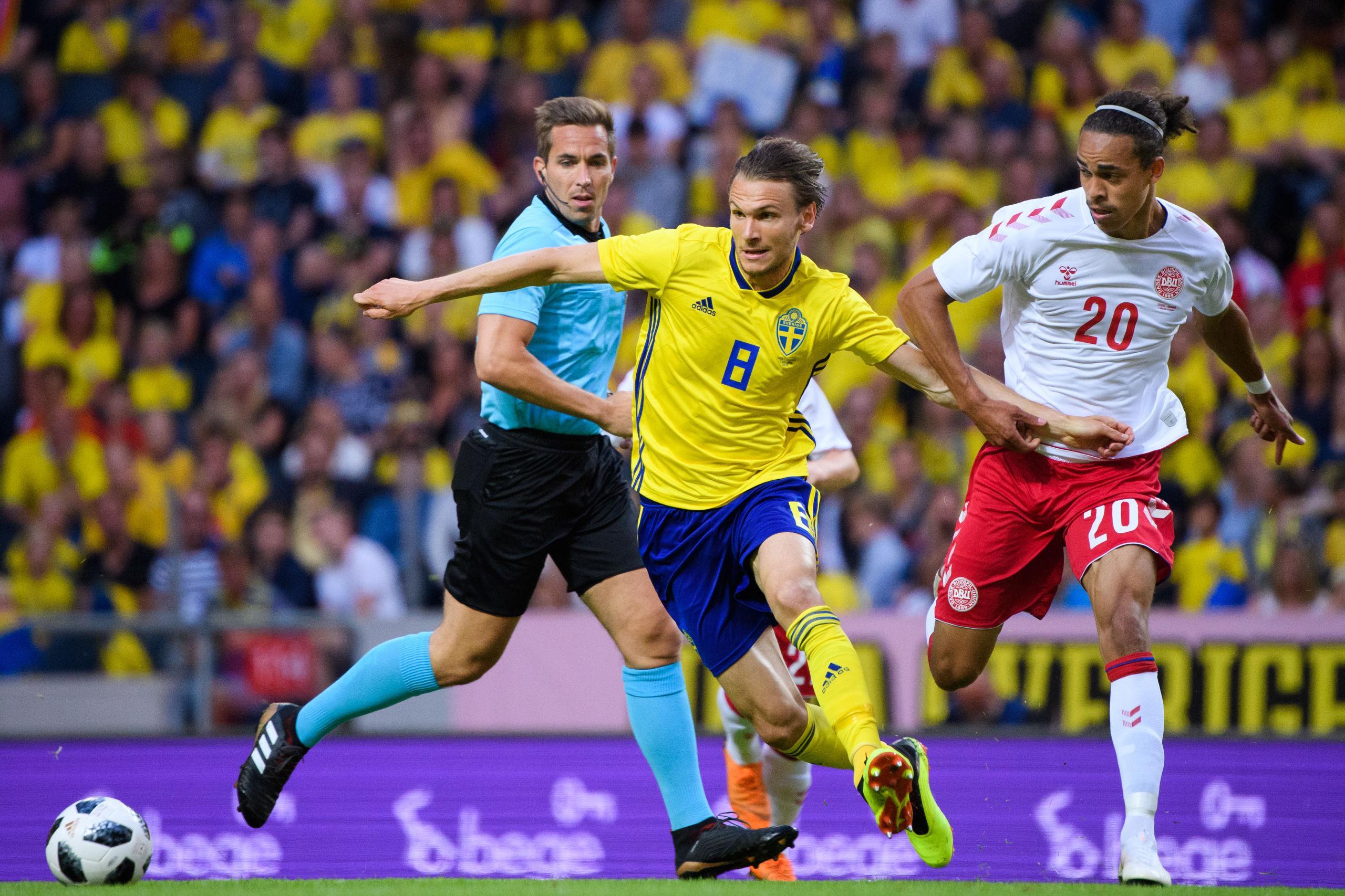 Mållöst blågult VM-test mot Danmark  039ca7036a69f