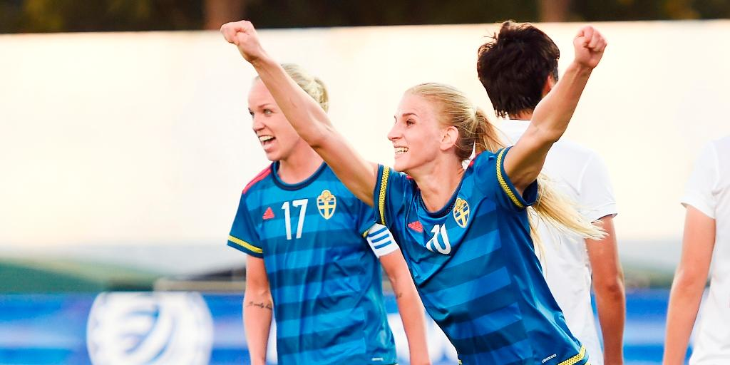 Effektivt Sverige vann över Kina 0639f9e974045
