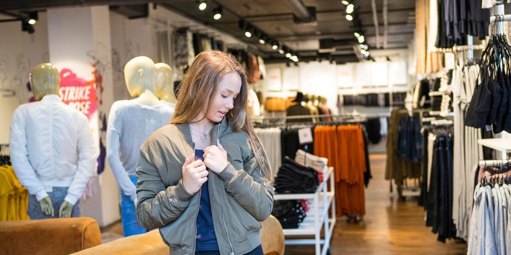 ebd52cc1452e Sociala medier kan utmana klädbranschen | Göteborgs-Posten - Ekonomi