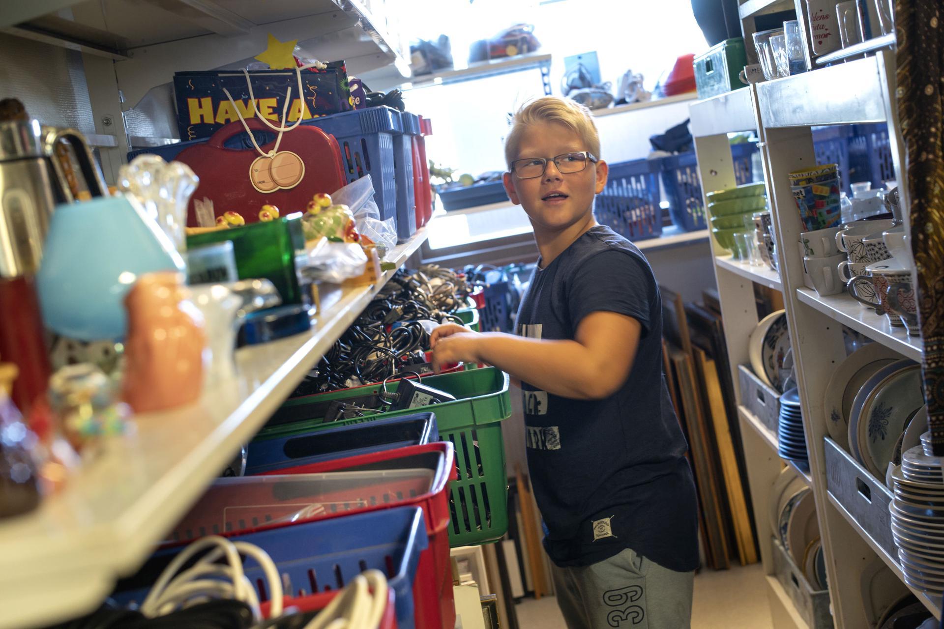 Hitta Miljövänliga Loppisfynd För En Tia Göteborgs Posten Göteborg