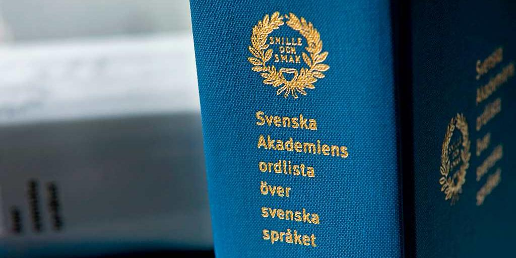 svenska akademiens ordlista 2018