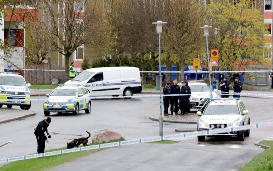 Man skottskadad i Lvgrdet i Gteborg | SVT Nyheter