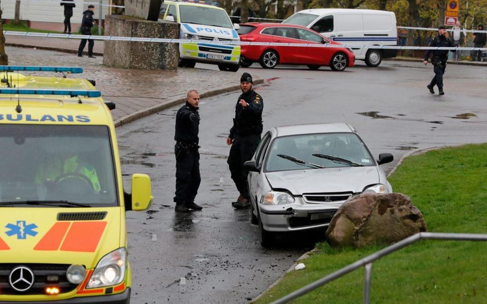 Man skts ihjl i Lvgrdet i Angered, Gteborg | Aftonbladet