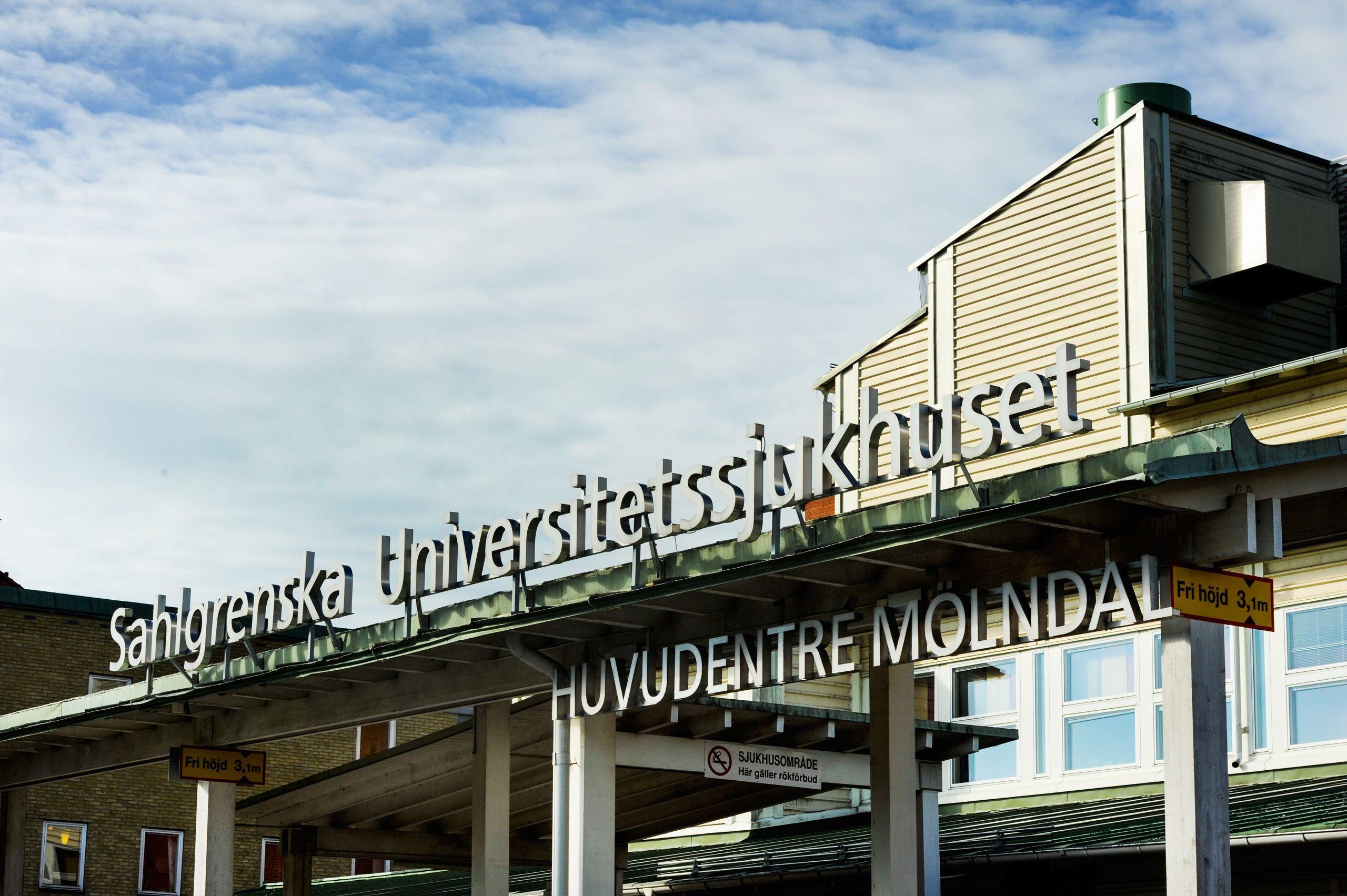 Bönerum på Mölndals sjukhus vandaliserat – igen