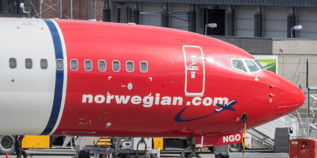 flyg till new york norwegian